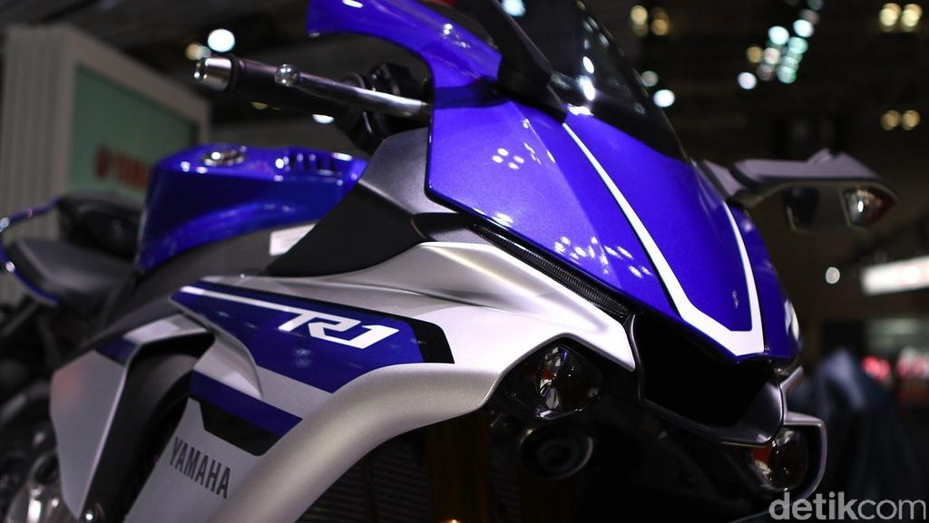 Yamaha Absen di Pameran GIIAS