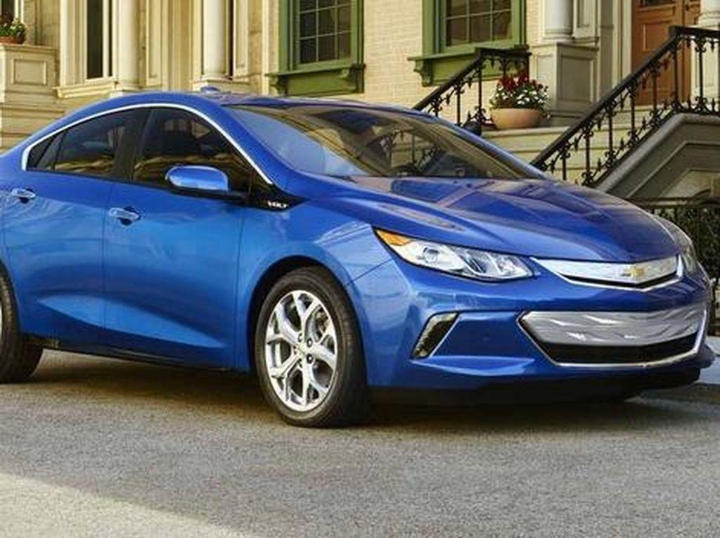 Mobil Listrik Chevrolet Volt Kini Punya Suara