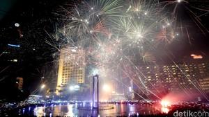 Catat! Tips Penting Sebelum Rayakan Tahun Baru di 5 Wilayah Jakarta