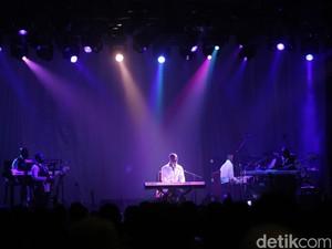 Nge-Jazz Bareng Brian McKnight di Bandung