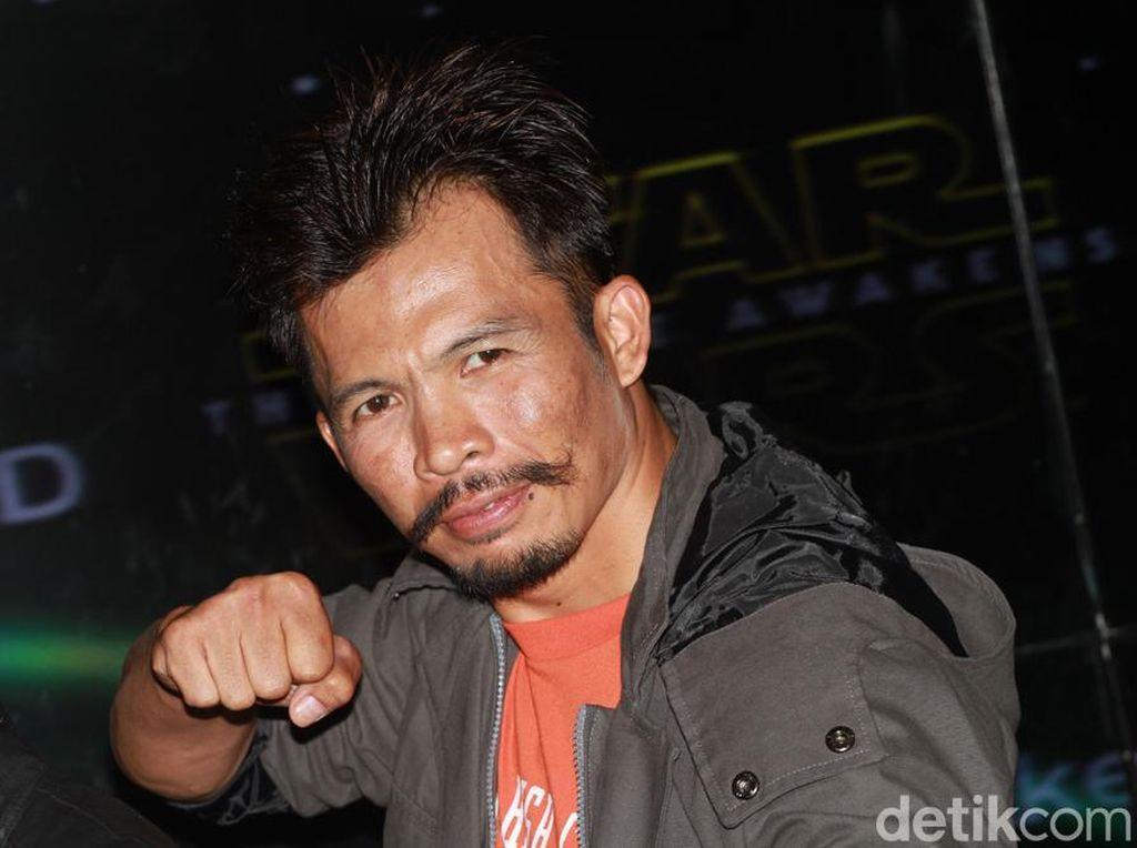 Tak Hanya Karier, Star Wars Juga Pengaruhi Honor Cecep A Rahman