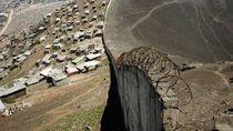 Tembok Pemisah Si Kaya dan Si Miskin