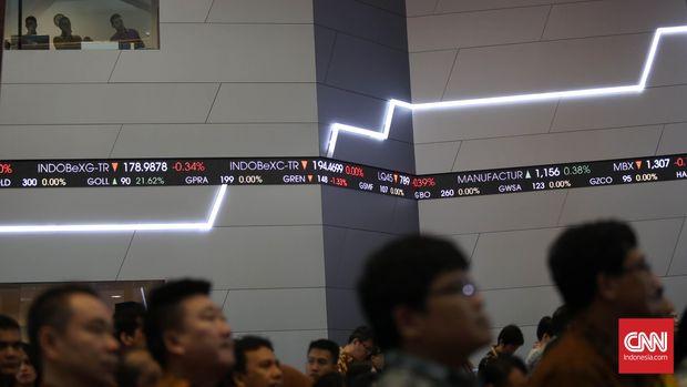 Geliat Bursa Efek Tarik Perusahaan ke Pasar Modal