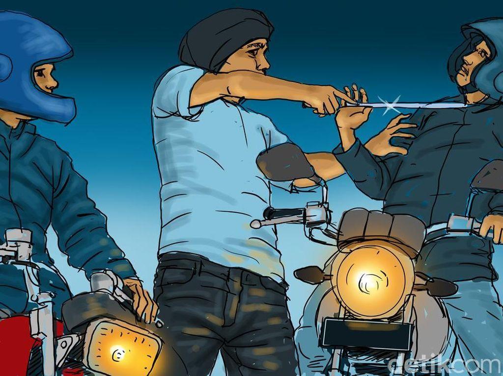 Polisi Tangkap 2 Begal Modus Tuduh Pelecehan Seksual