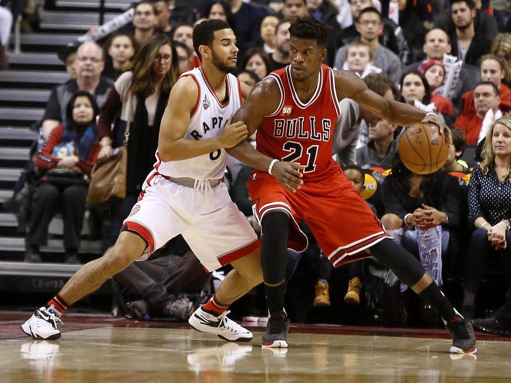 Bawa Bulls Menang, Butler Juga Pecahkan Rekor Jordan