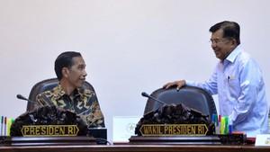 JK: Hubungan Saya dengan Presiden Jokowi Baik-baik Saja