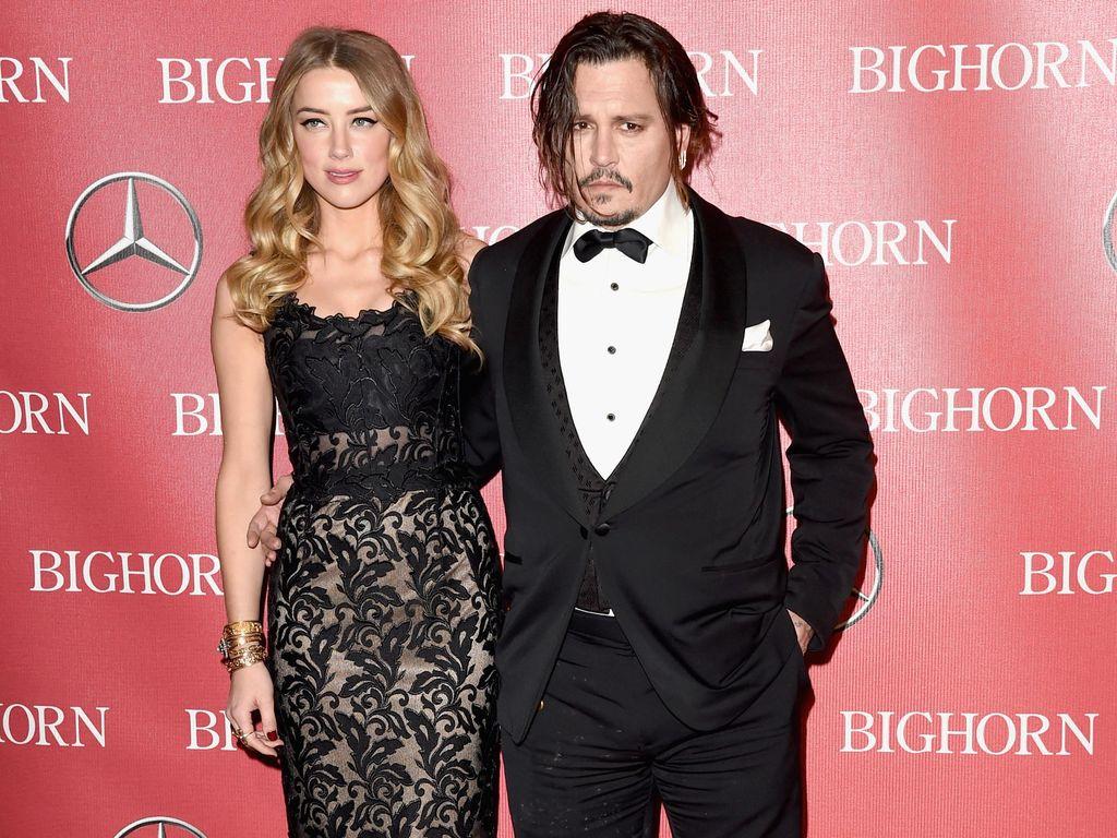 Johnny Depp Tuduh Amber Heard Selingkuh dengan Elon Musk Sebulan usai Nikah