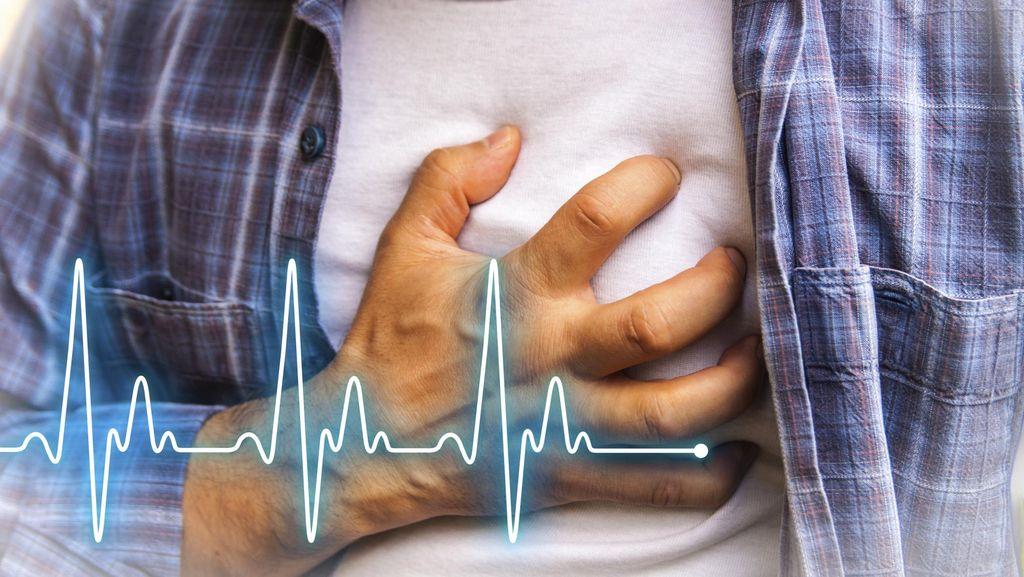 Tak Cuma Usia Tua, Orang-orang Ini Juga Rentan Kena Serangan Jantung