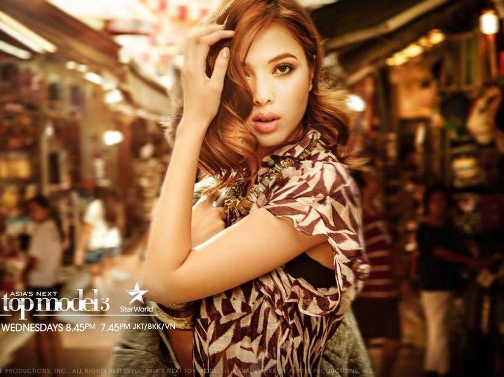 Scarlett Johansson? Bukan, Ini Tahlia Raji Sang Model Indonesia