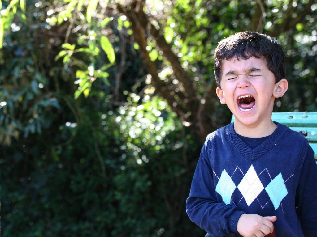 Begini Lho Bun Cara Mengenali Risiko Alergi Anak