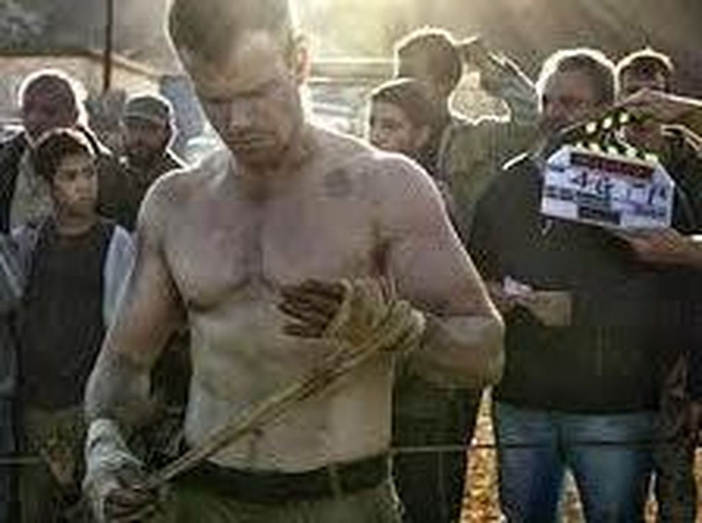 Bourne 5 Syuting dari Inggris Hingga Spanyol