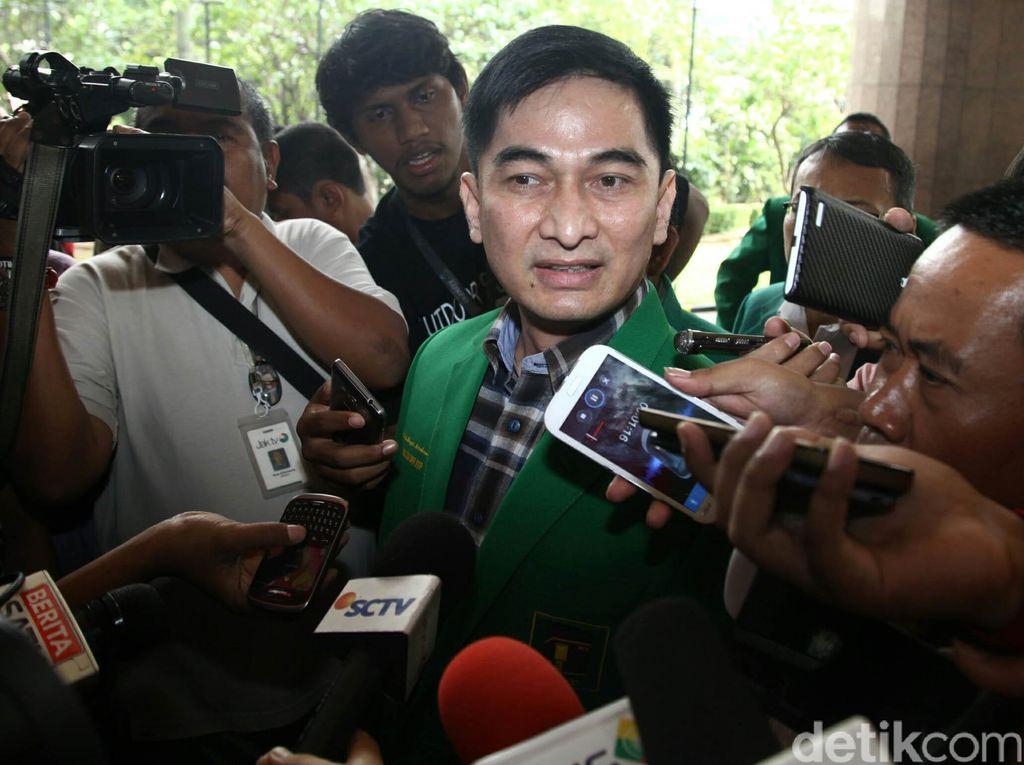 Pindah Partai, Dimyati Bandingkan PKS dengan PPP Zaman Orba