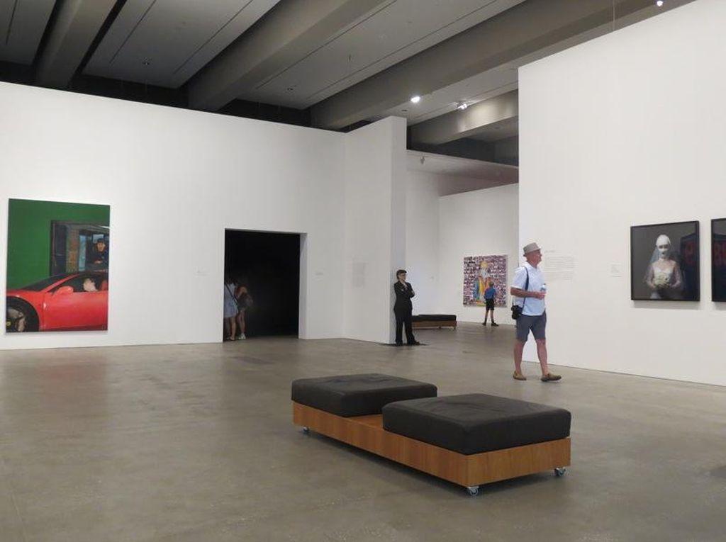 Liburan Spesial & Seru di Brisbane, Menikmati Galeri Seni