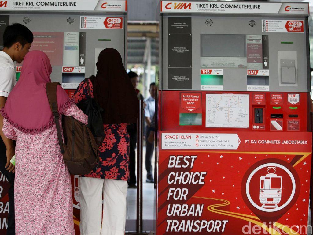 KCI Usul Tak Semua Orang Dapat Subsidi Tiket KRL