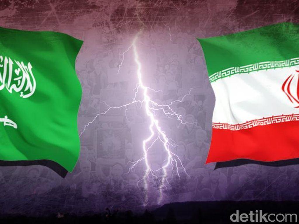 Iran Tepis Tuduhan Arab Saudi Soal Garda Revolusi Latih Sel Teroris