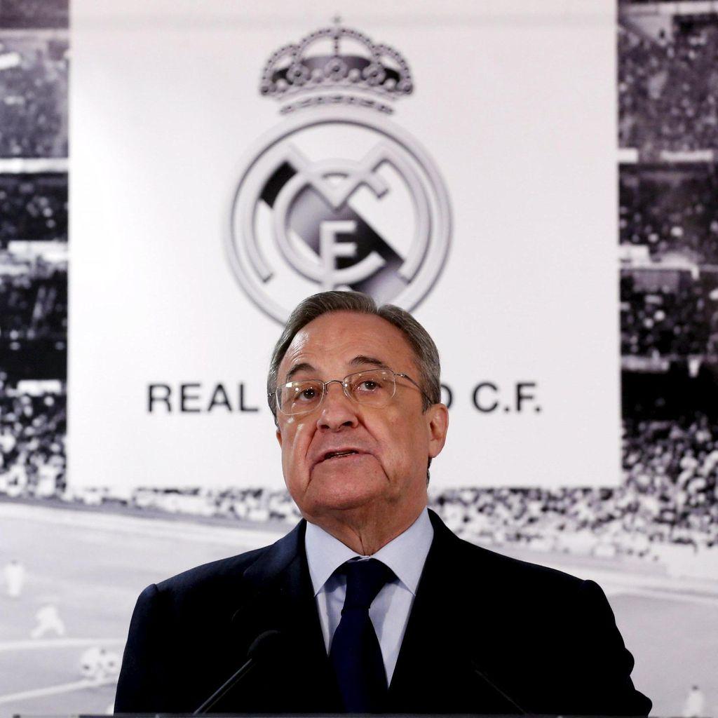 Perez Janji Datangkan Pemain-Pemain Brilian ke Madrid