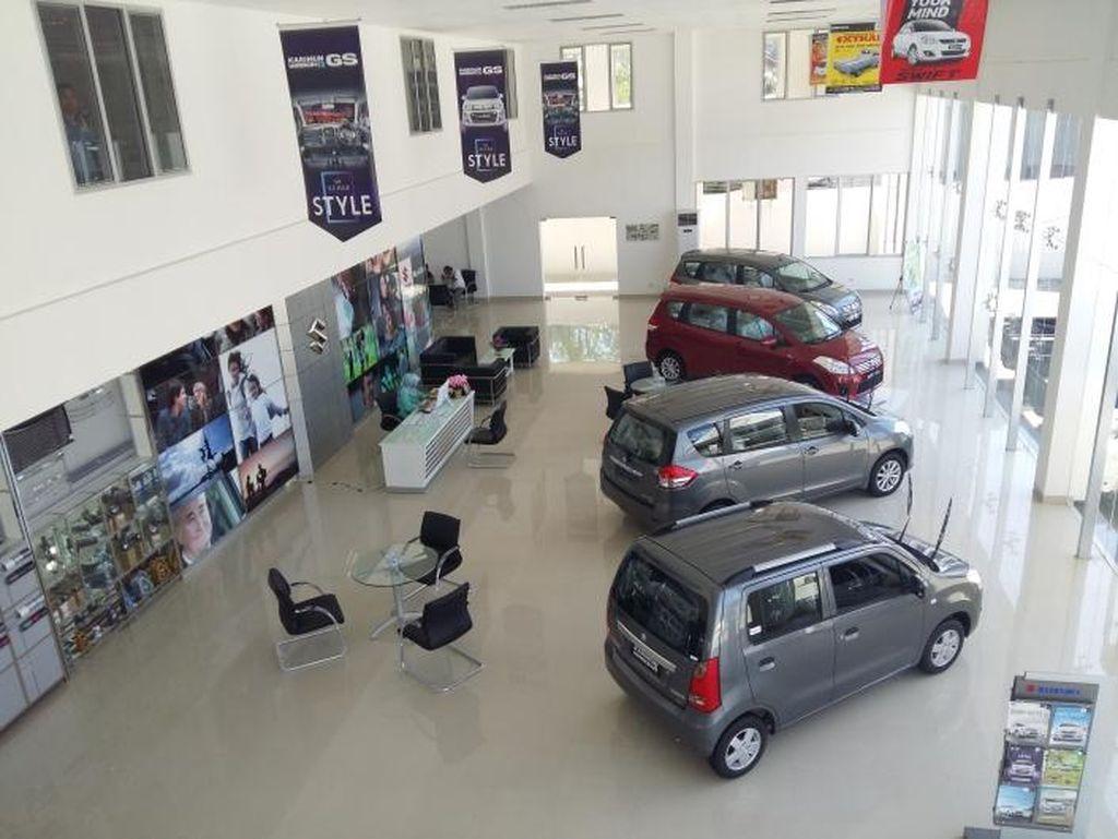 Beli Kendaraan Harus Sertakan Surat Keterangan Punya Garasi