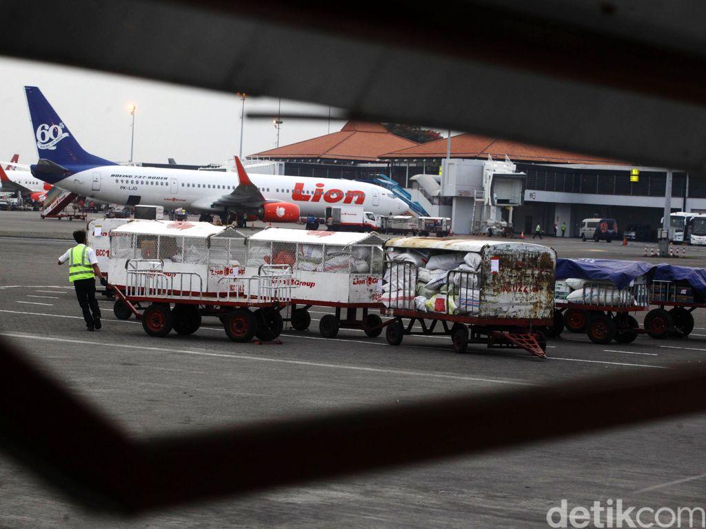 Rencana Kaji Ulang Aturan Tarif Bagasi Pesawat Belum Jelas
