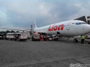 Penumpang Lion Air Melahirkan di Pesawat Saat Transit di Batam
