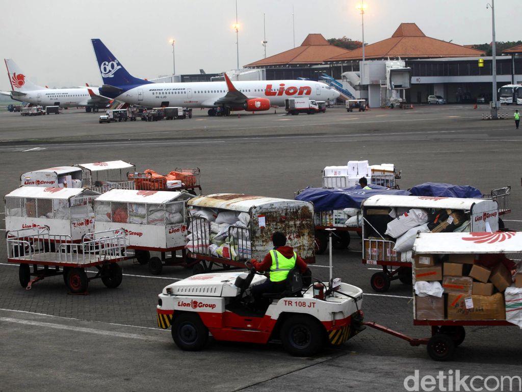 Menhub Minta Lion Air Beri Diskon Tarif Bagasi