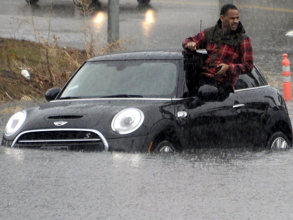 Badai El Nino Terjang California