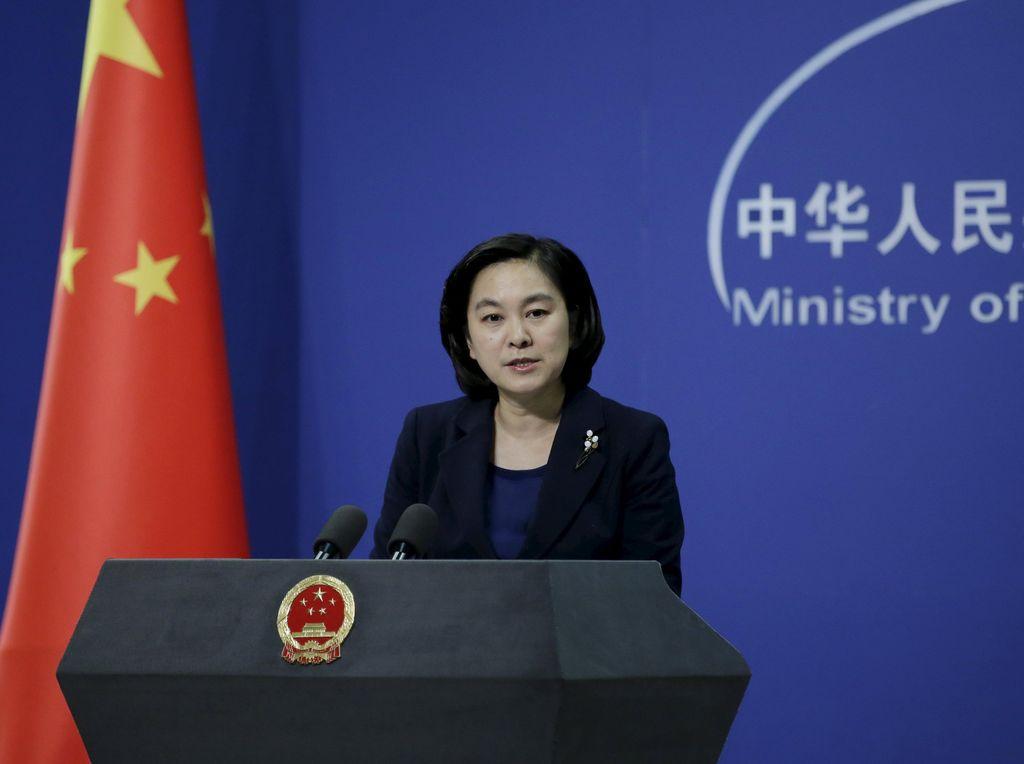 China Bantah Tuduhan Uni Eropa Soal Salah Informasi Virus Corona