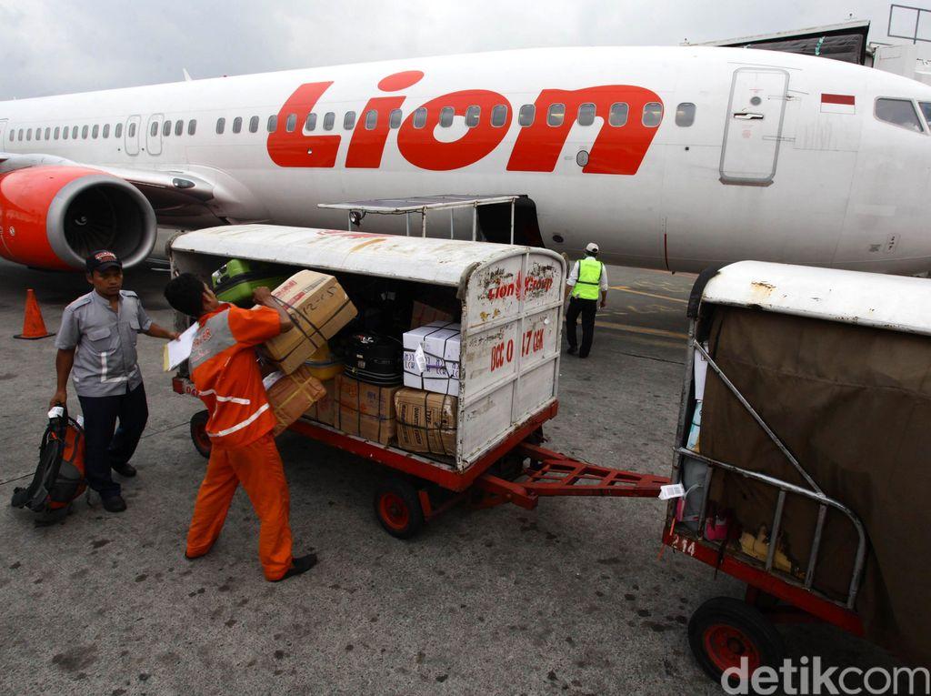 Penjelasan Lengkap Lion Air soal Tarif Bagasi hingga Rp 930.000
