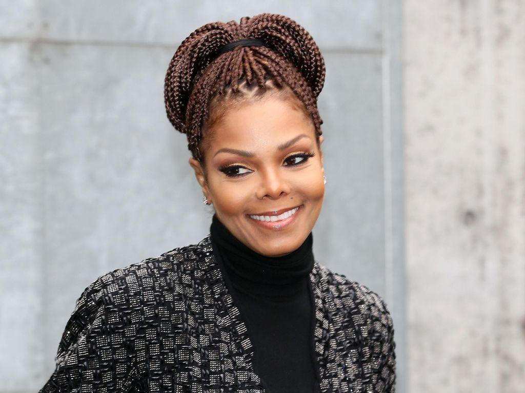 Turun Lebih dari 31 Kg Tanpa Diet, Ini Rahasia Janet Jackson