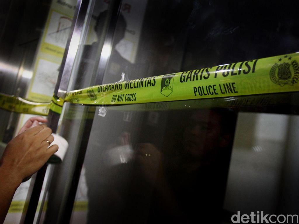 Sempat Terbakar, Gerai ATM di Sleman Dirusak Orang Misterius