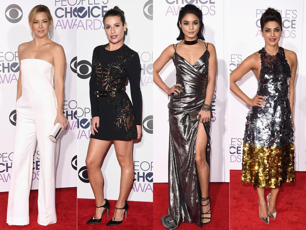 Bertabur Artis di Red Carpet People Choice Awards 2016