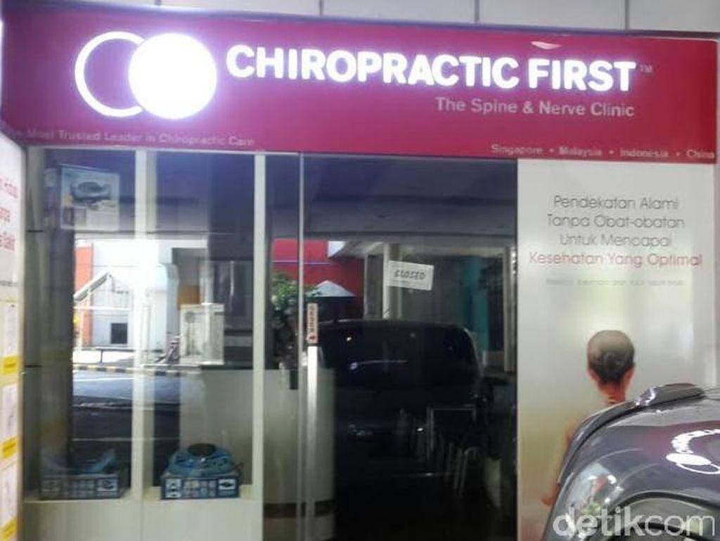 Chiropractic First Beberkan Kronologi Kasus Allya dan Cari Randall Cafferty
