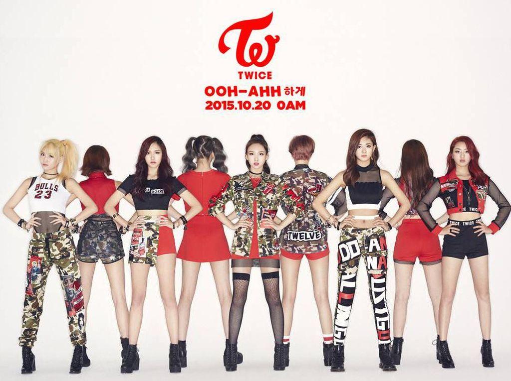 Anggota Geng Motor Tobat Gara-gara Girl Band K-Pop