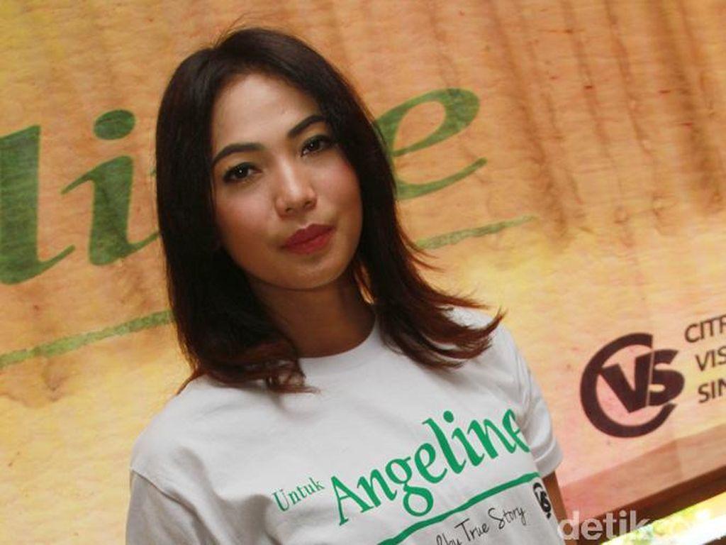 Main di Film Untuk Angeline, Kinaryosih Tak Henti Menangis