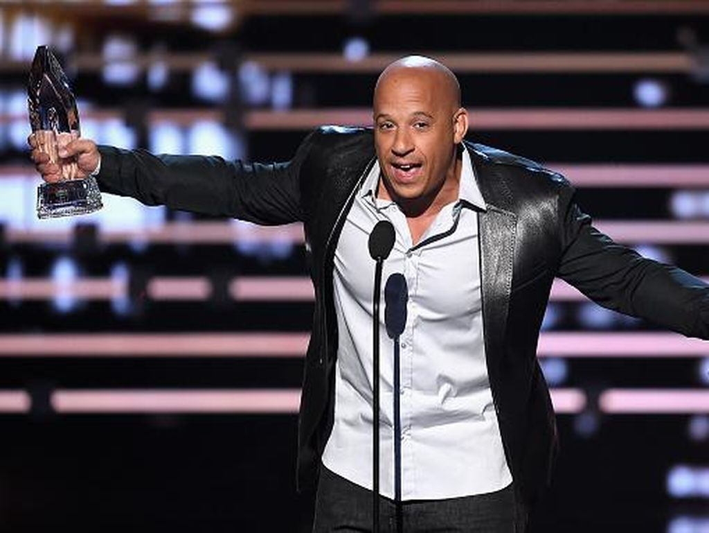 Furious 7 Film Terfavorit Peoples Choice Awards