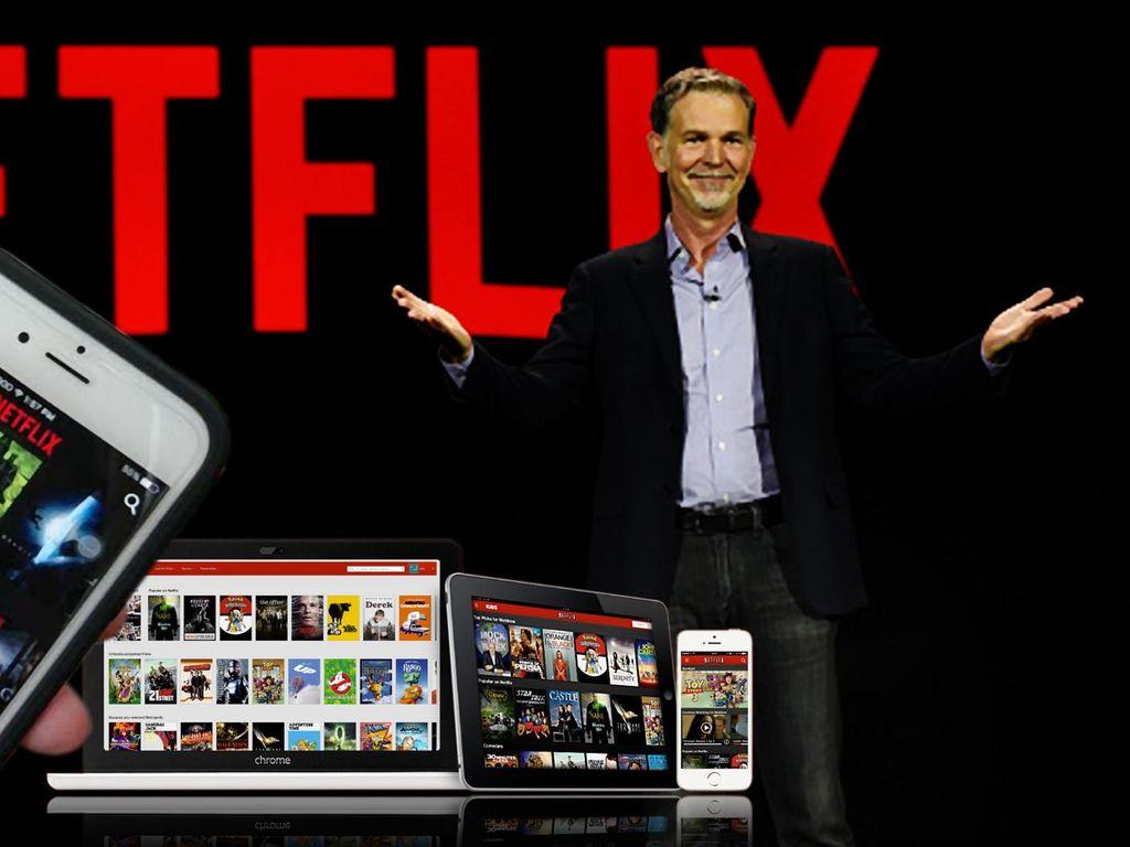 LSF: Kami Tak Pernah Niat Blokir Netflix