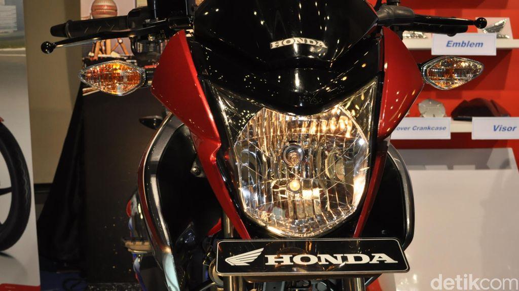 Pasang Setang Jepit Honda MegaPro