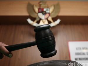Tok! PT Pontianak Hukum Mati Napi Pengendali Narkoba