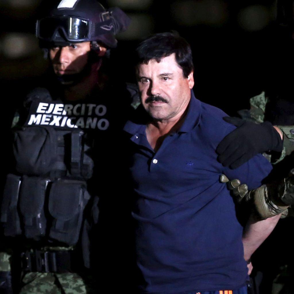 Tanda Damai Untuk Trump, Meksiko Ekstradisi Gembong Narkoba ke AS