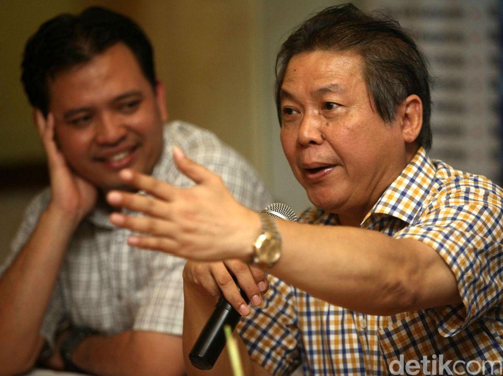 Jelang Pelantikan, Nama Pimpinan Baru DPR Masih Disimpan Rapat PDIP