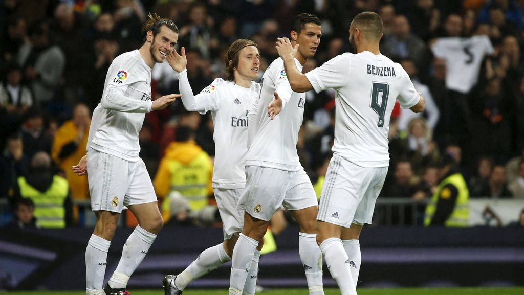 Madrid di Ambang Rekor Baru