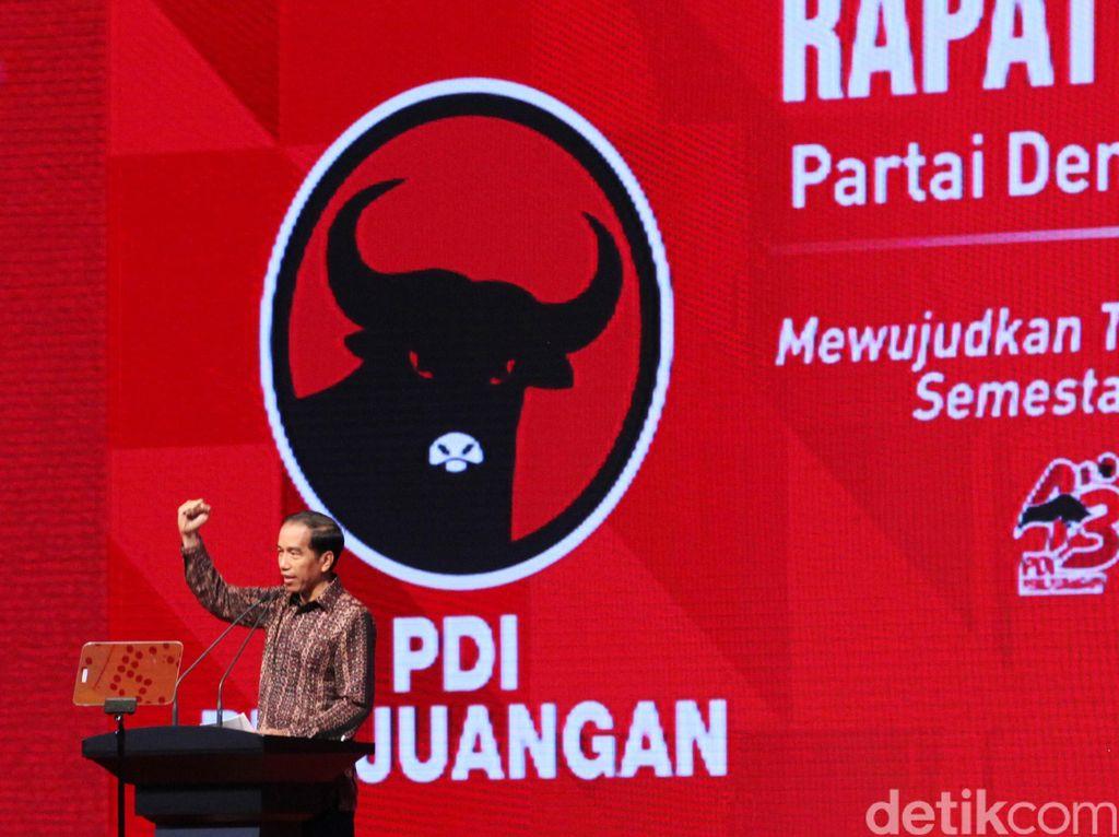 Surya Paloh Sebut Jokowi Kader NasDem, PDIP Bangga