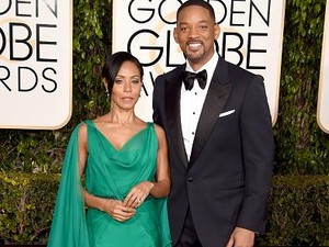Istri Will Smith Bantah Suka Bercinta Tukar Pasangan