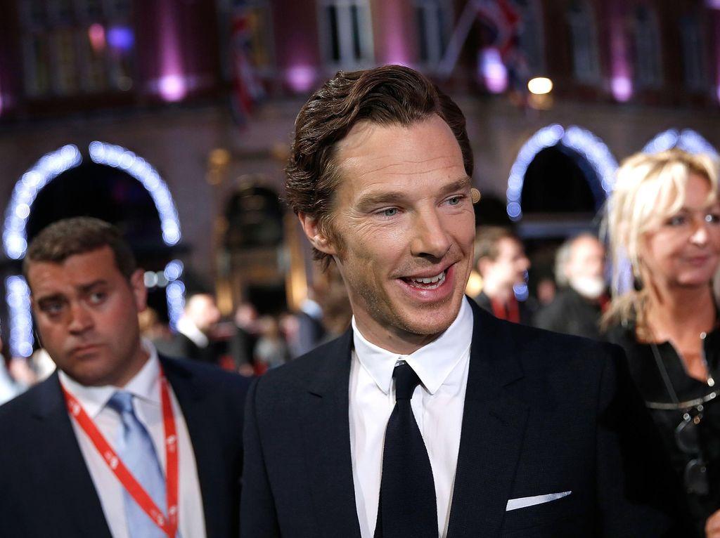 Kata Benedict Cumberbatch tentang Kelanjutan Sherlock Musim ke-5