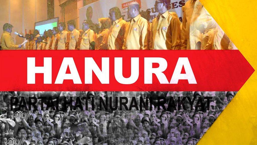 Hanura Tidak Setuju dengan Usul Jimly Soal Bawaslu Bisa Bubarkan Partai