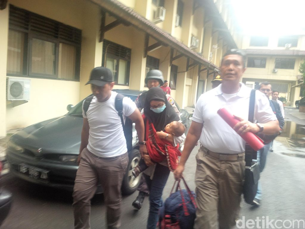 Polda DIY: dr Rica, Eko dan Veni Aktif di Gafatar