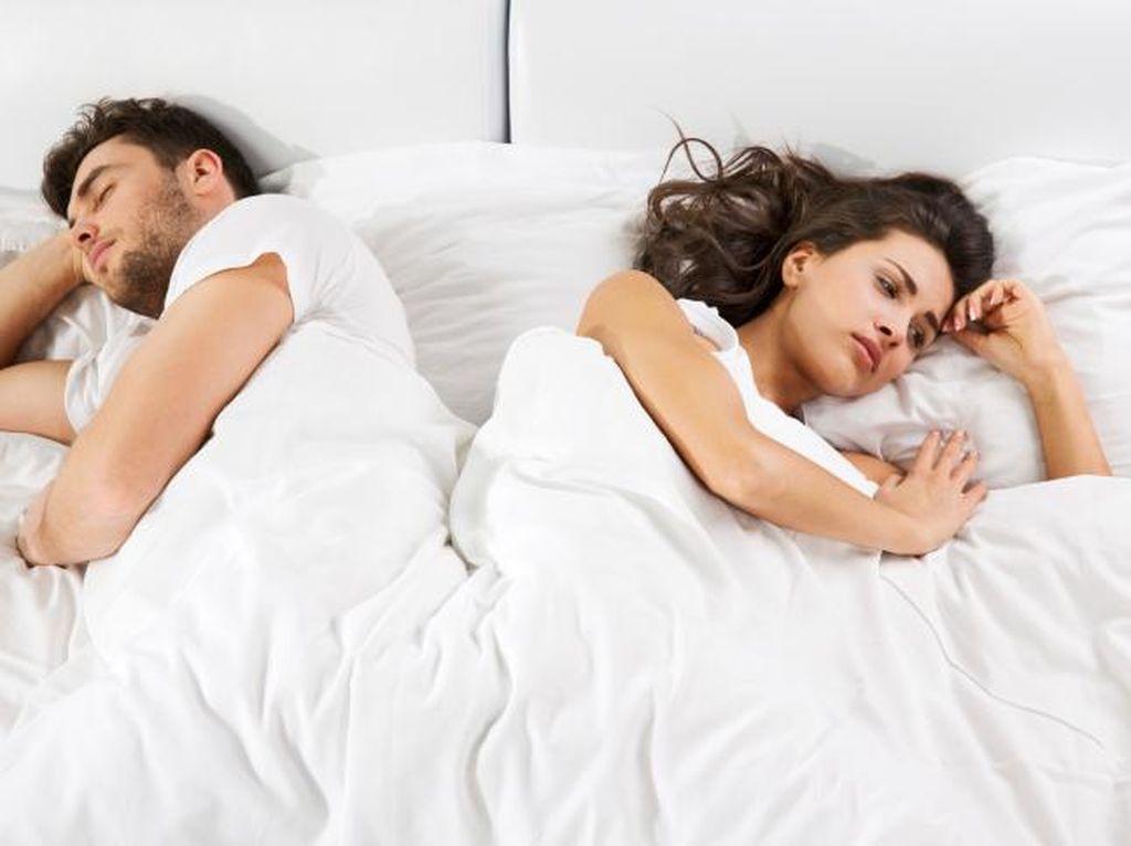 Hati-hati, Jarang Bercinta Bikin Wanita Cepat Menopause