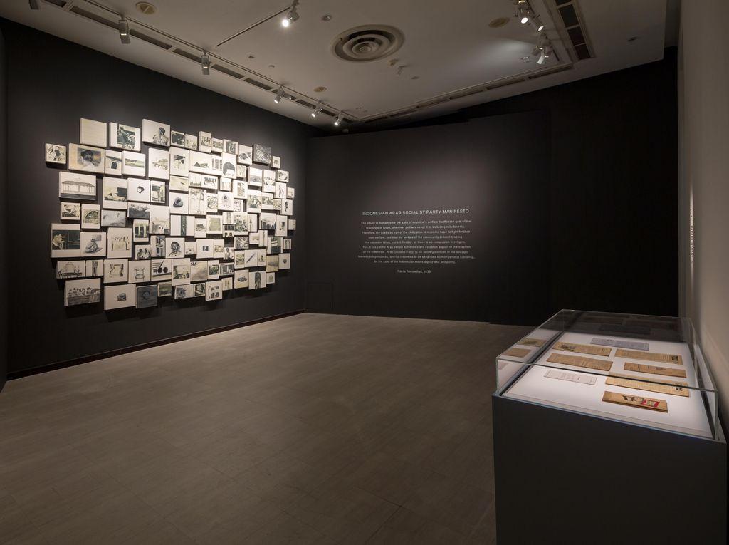 Saleh Husein Pajang Karya di Singapore Art Museum