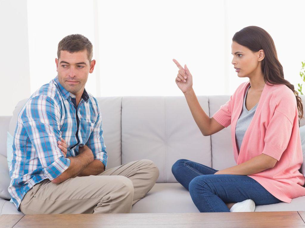 Menghadapi Istri yang Sering Curigaan