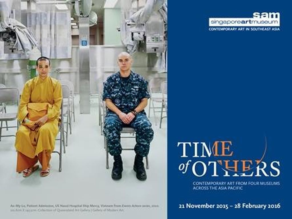 Pameran Time of Others di Singapore Art Museum Kerja Sama 4 Museum Asia Pasifik