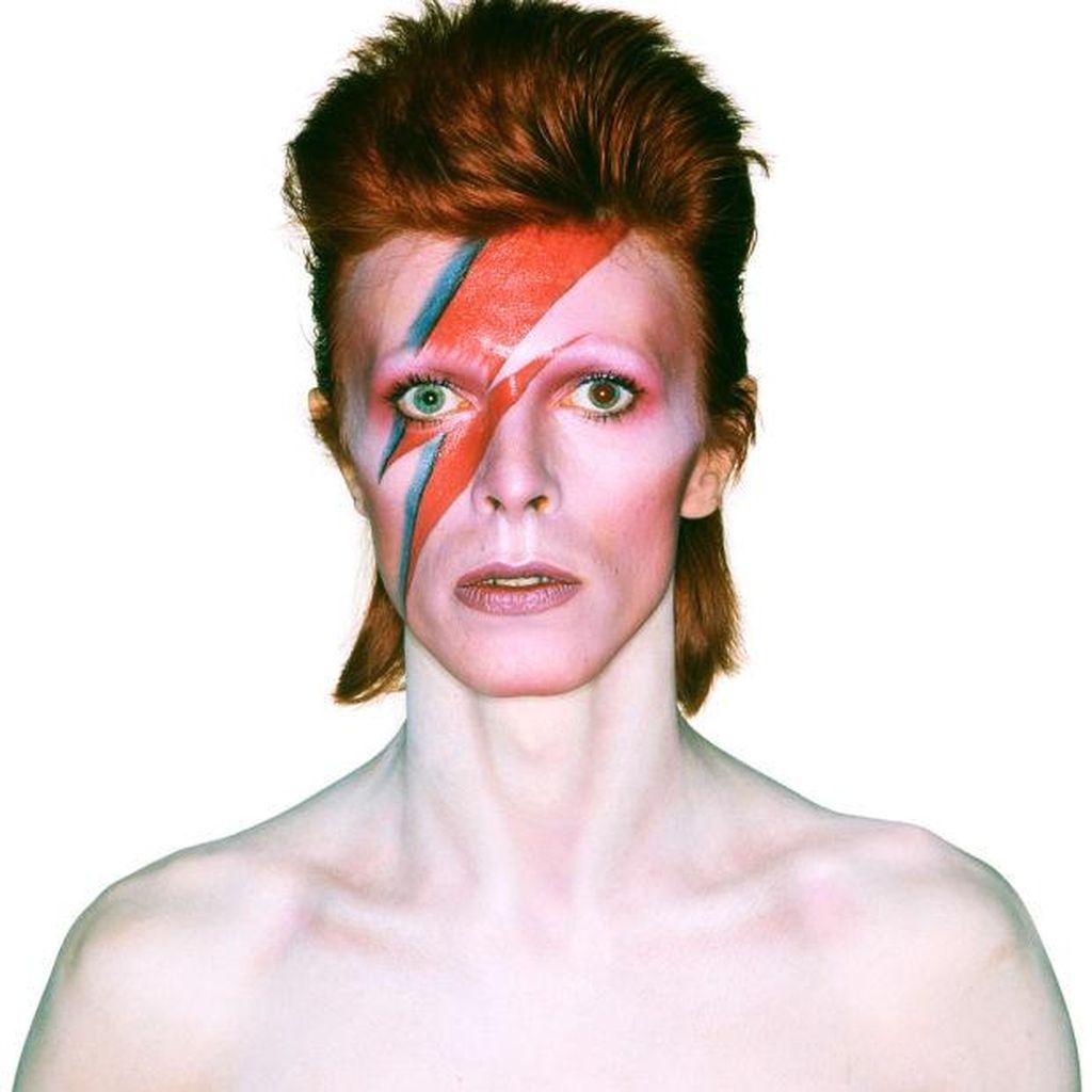 Tak Masuk di Kategori Utama, David Bowie Sabet 4 Nominasi Grammy